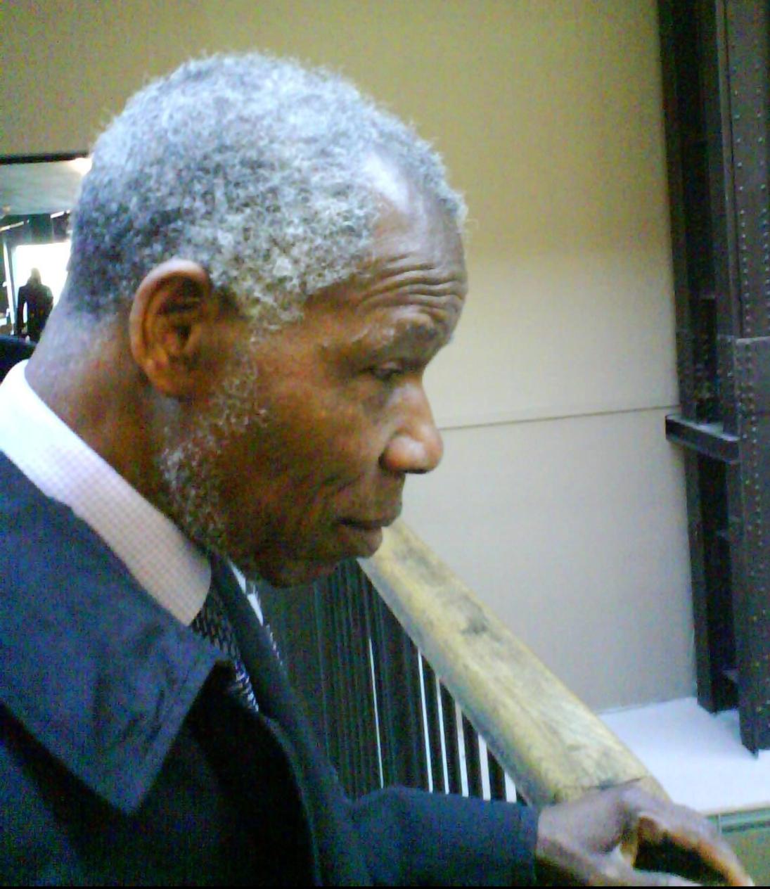 Dad, Tate Modern, 2008